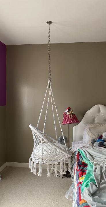 Hanging Chair Installation