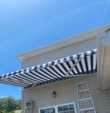 After-Awning Install