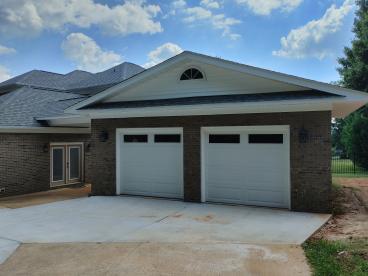 Mooreville, NC Detached Garage Build - New Construction!