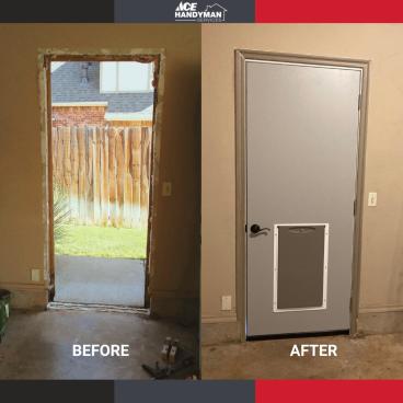 Door Installation & Repair