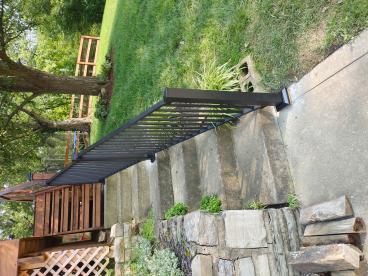Installed New Sturdy Handrail