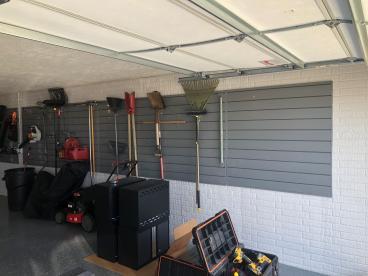 Garage Wall Hanging Unit