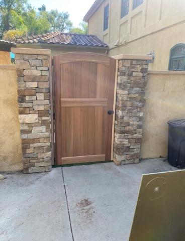 Gate Installed in Orange County