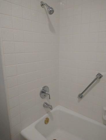 Shower Fixtures Installed in Huntington Beach