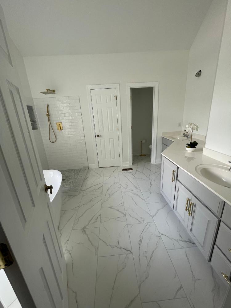 Bathroom Renovation - After