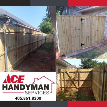 Fence & Gate Repairs & Installation