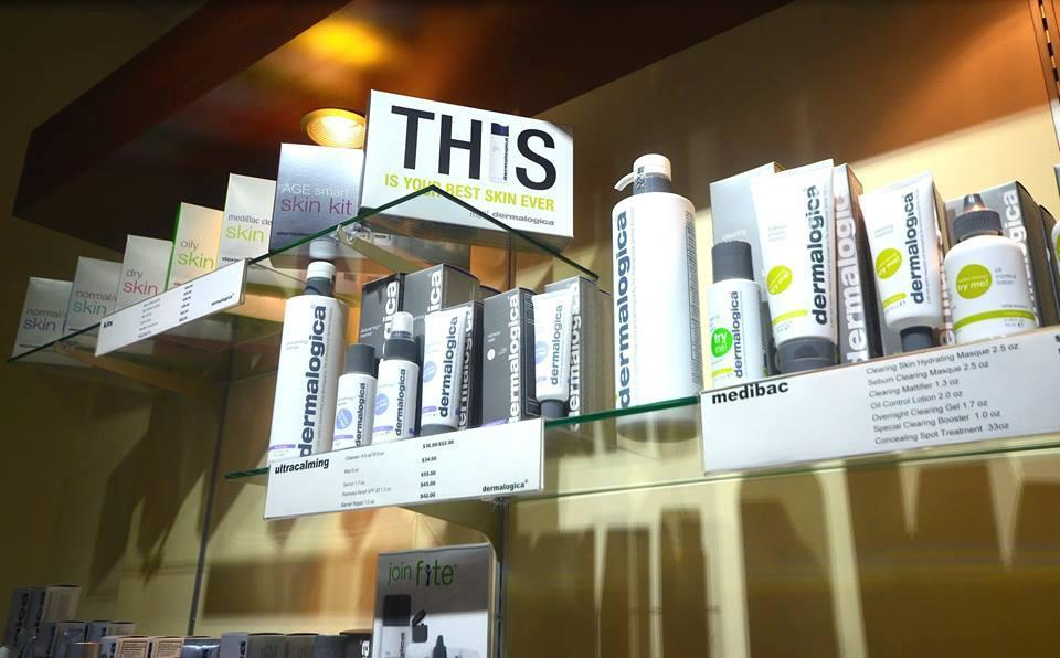 We love our Dermalogica products!