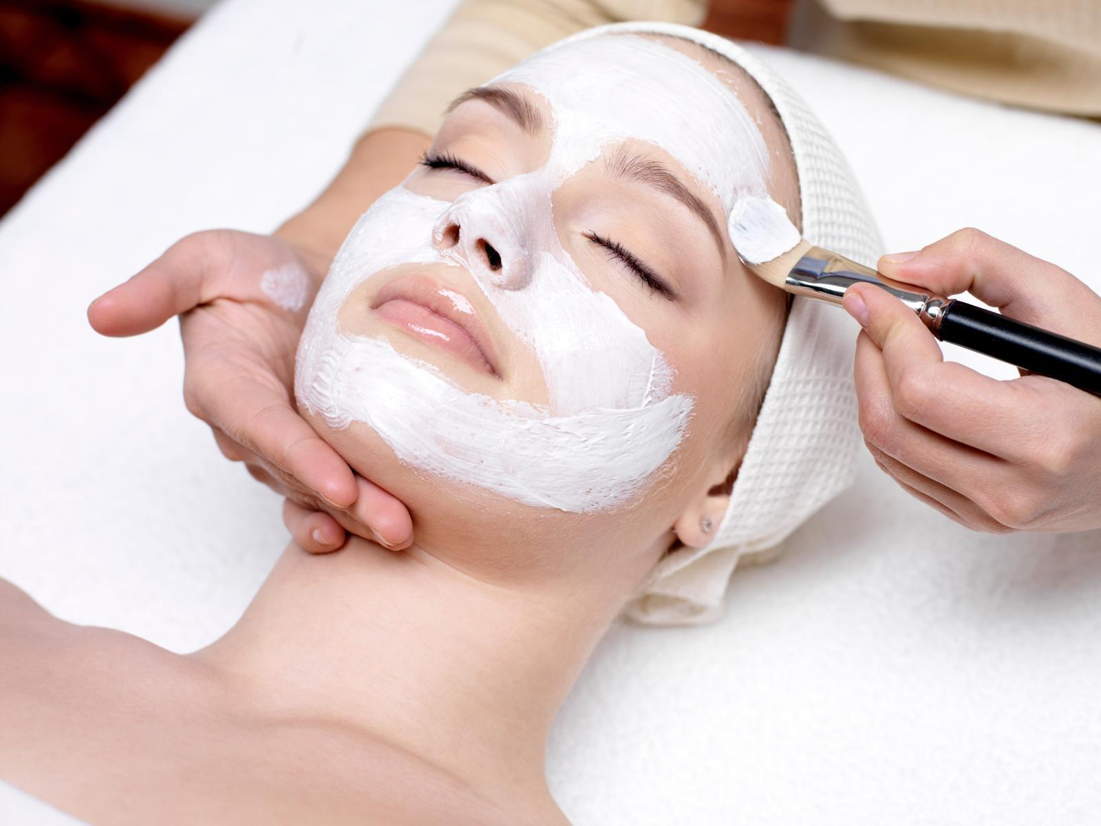 Full service facials with high preforming product lines!