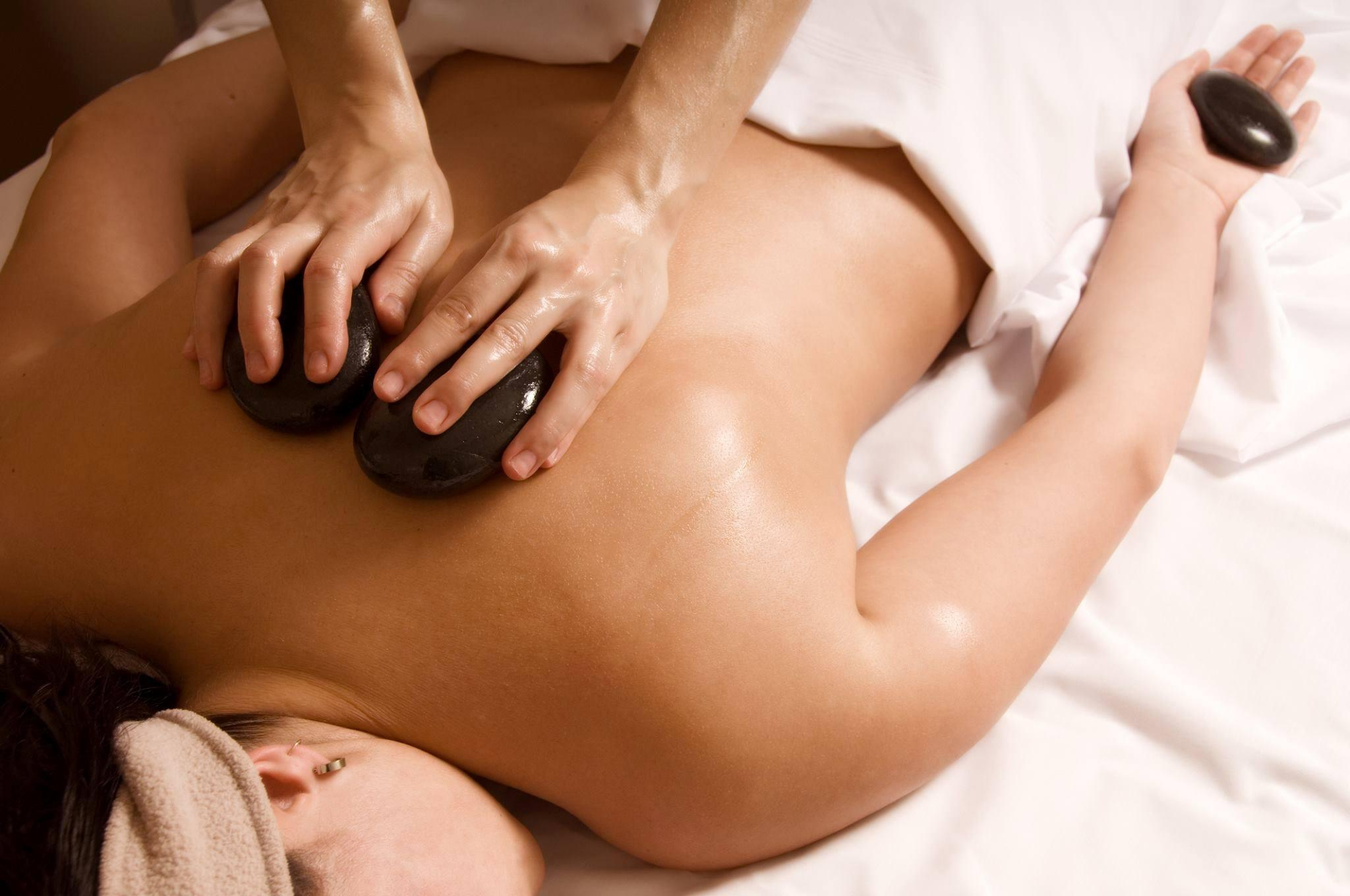 Our Signature Hot Stone Massage