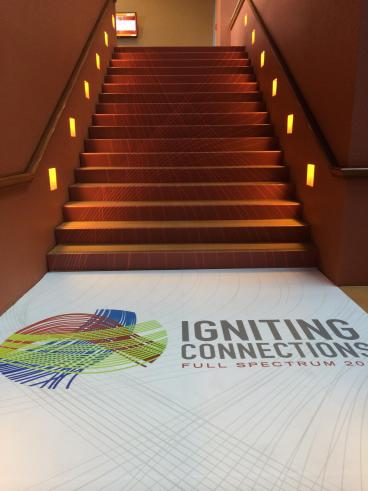 Stair Wraps for Events in San Francisco Bay Area