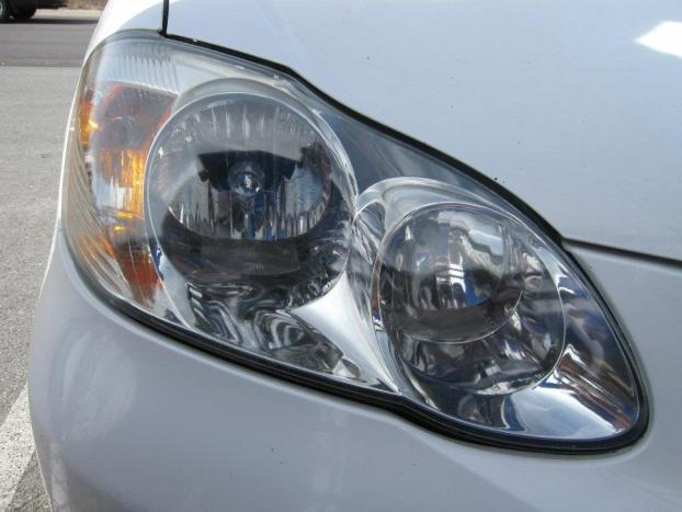 Headlight Restoration After by Novus Glass Reno NV