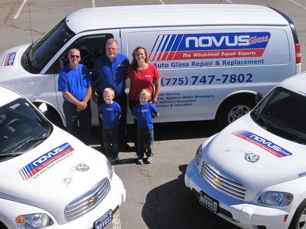 Novus Auto Glass of Reno and Sparks company picture