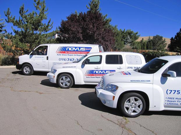 Novus Auto Glass of Reno and Sparks Fleet