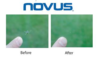 An expert windshield repair by Novus Auto Glass