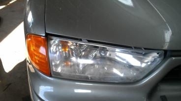 Headlight Buffing (After) Thumbnail