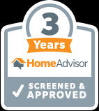 Home Advisor 3 Year Badge