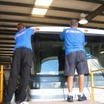 Installation of an RV windshield in Myrtle Beach SC Thumbnail