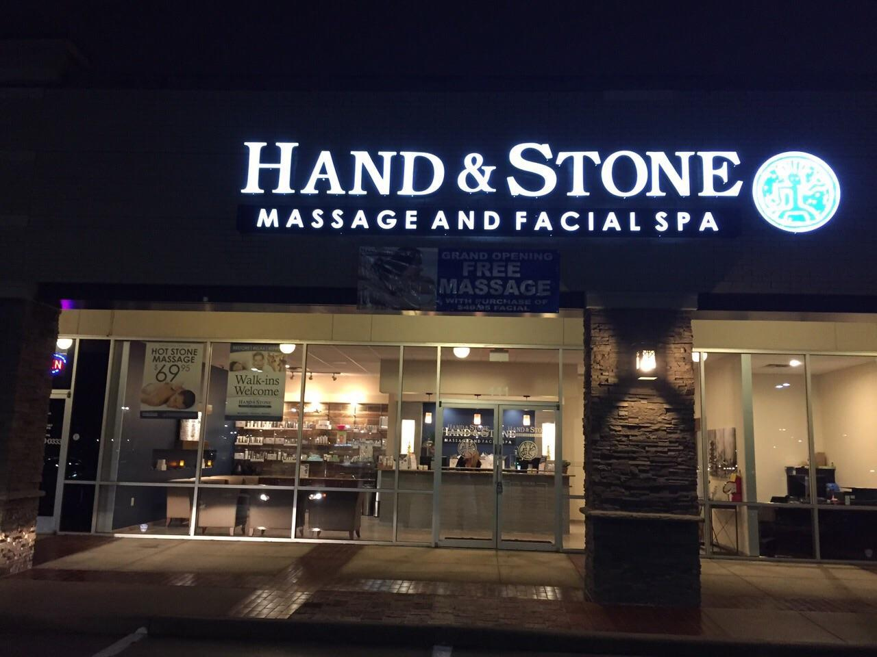 Hand and Stone Plano, Texas