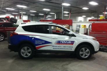 Novus Auto Glass Repair & Replacement Madison WI Thumbnail