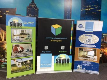 Use of Banner Stands
