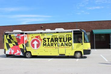 Start Up Maryland RV Wrap