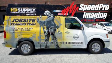 Specialty Vehicle Wrap