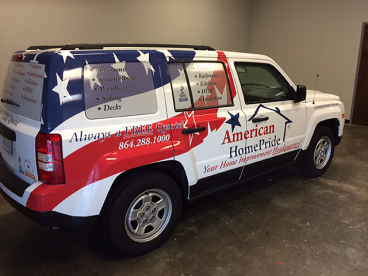 American Home Pride, SpeedPro Greenville