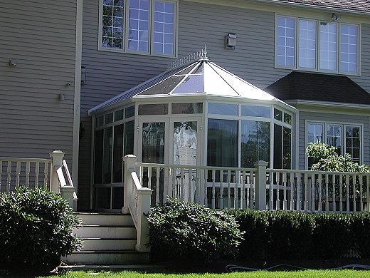 Sunroom Addition in Pelham, NH