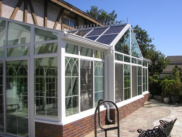 Sun & Stars Victorian Conservatory