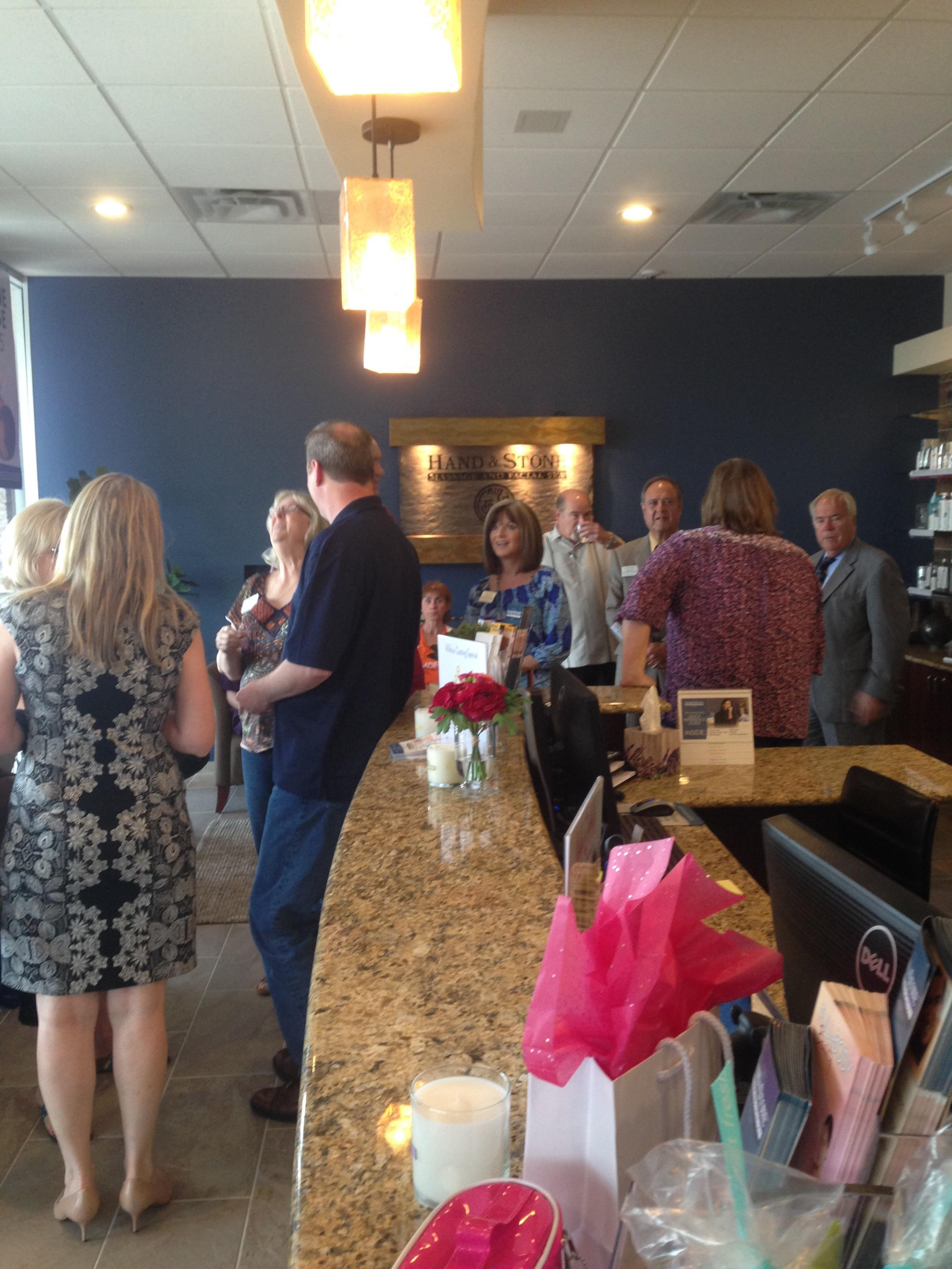 Plano Chamber of Commerce Ribbon Cutting