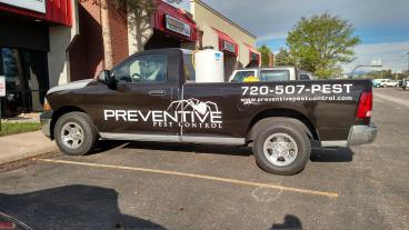 Preventive Pest Control : Half Wrap