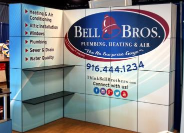 Bell Brothers Trade Show Display