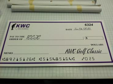 We Got Checks!