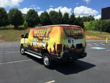 WQUT Event Van