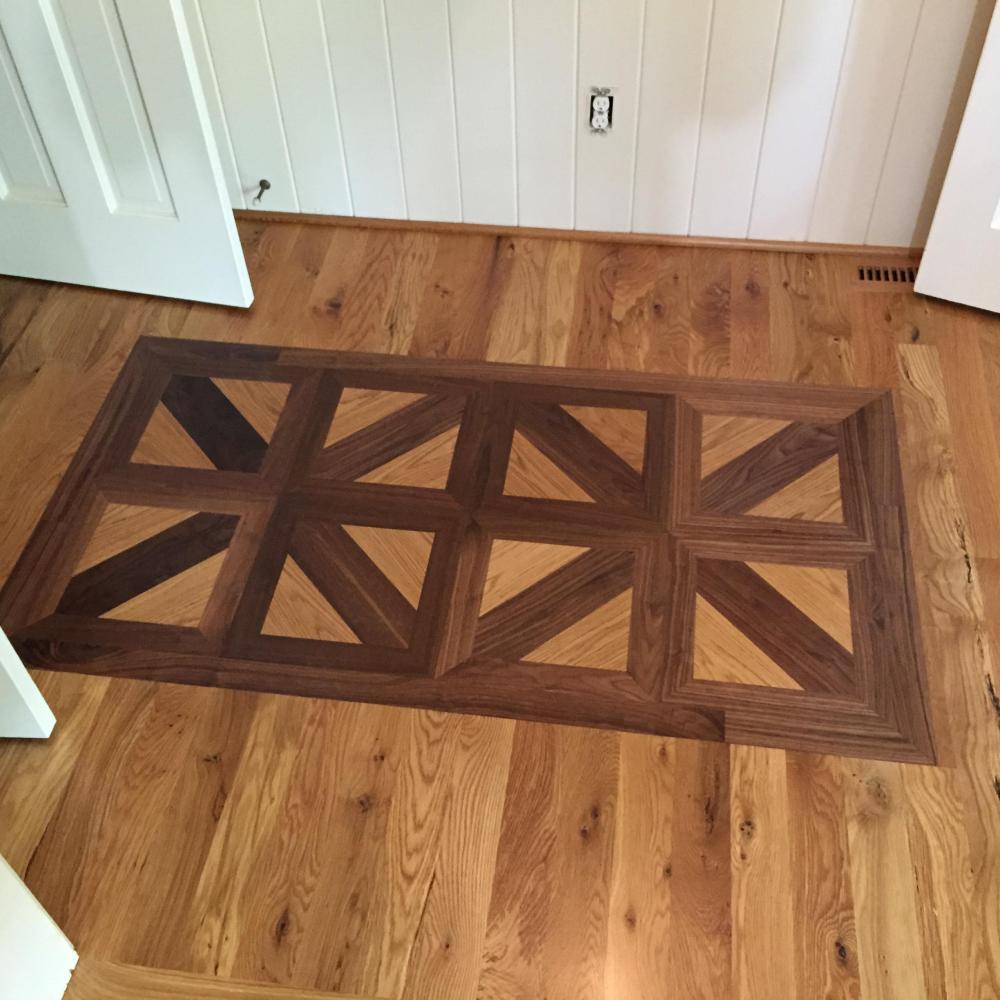 Winston M Nc Flooring Contractor 27106 Burkhart Wood Llc
