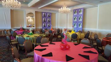 Mx2 Event Design job for the Hershey Lodge
