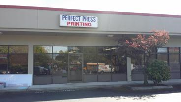 Perfect Press window and sign update