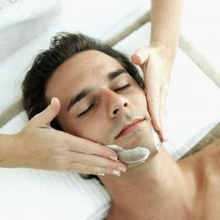 Facials for Woman, Men and Teens.