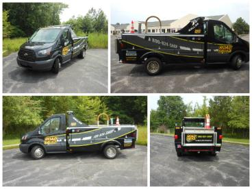 RoadSquad wrap printed and installed by SpeedPro Cleveland West!
