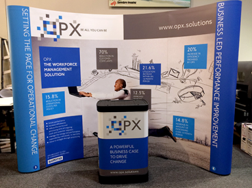 Trade Show Pop-up Booth