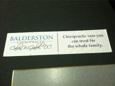 Balderston Chiropratic