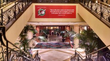 Hotel Event Graphics, Ballantyne NC