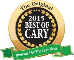 Best Spa In Cary - 2015