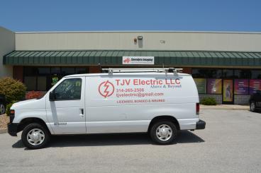 TJV Electric Truck