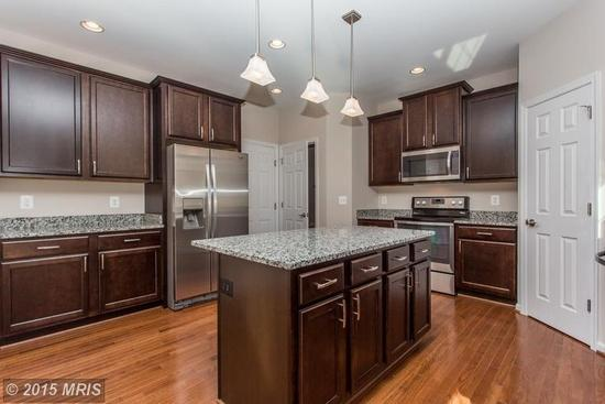 Exceptionnel A Recent Kitchen Remodeling Job In The Area ...