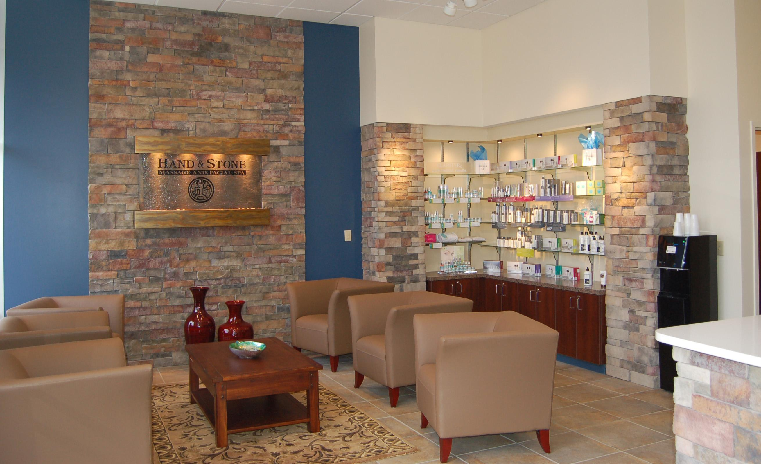 Start the Relaxing Process in Our Comfortable Lobby
