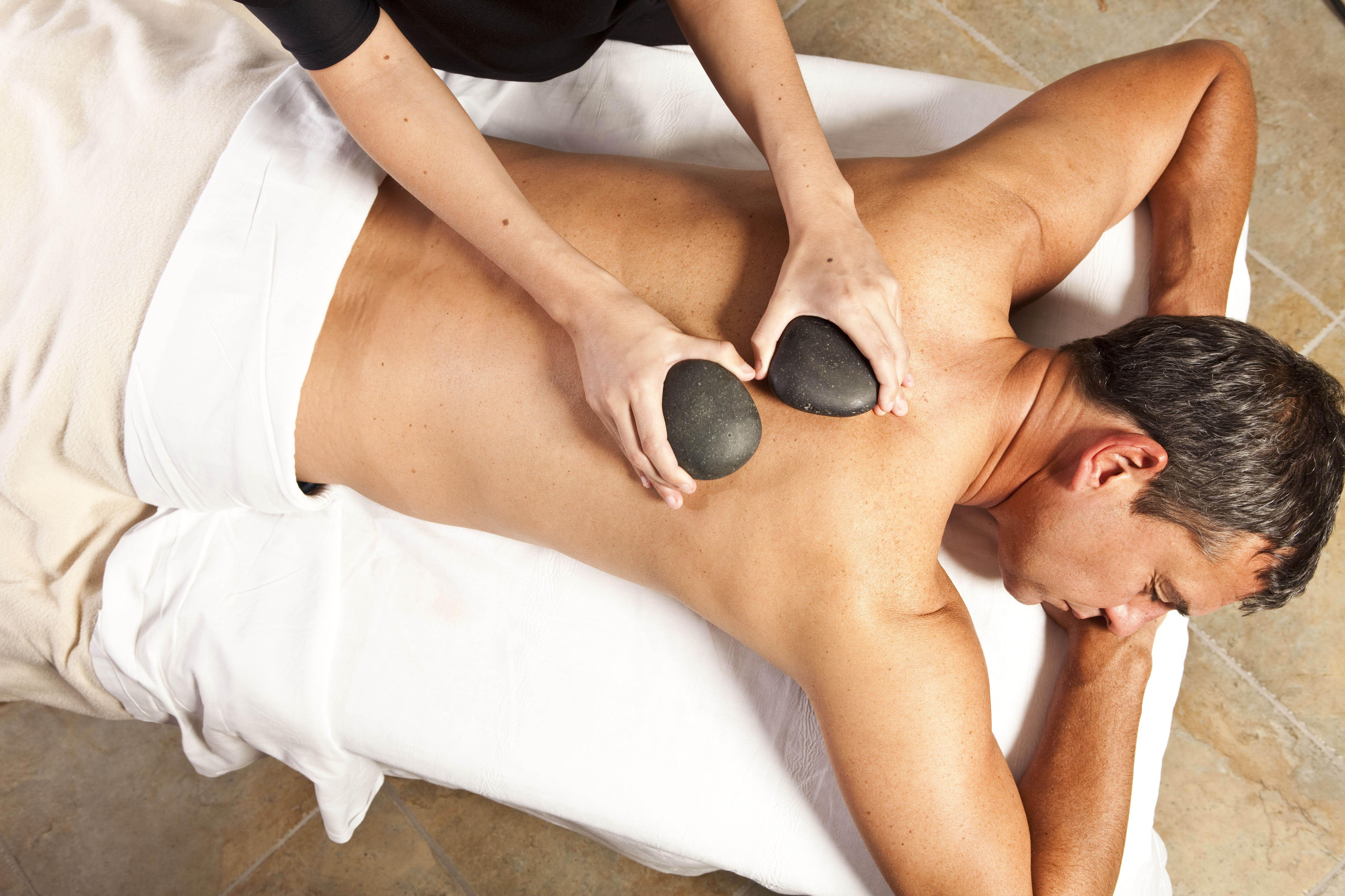 Soothing Hot Stone Massage