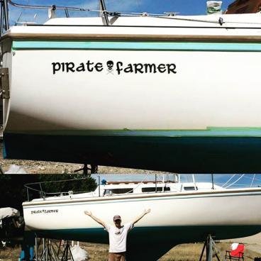 The Pirate Farmer