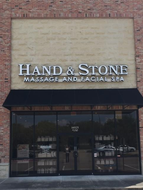 Welcome to Hand & Stone Sugar Land