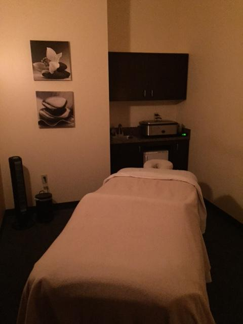 Your massage therapist is ready for you.